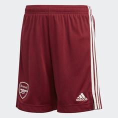 Гостевые игровые шорты Арсенал 20/21 adidas Performance