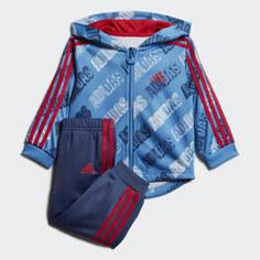 Спортивный костюм I SHINY FZ adidas Performance