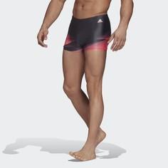 Плавки-боксеры 3-Stripes Graphic adidas Performance