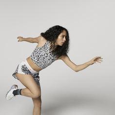Шорты для фитнеса adidas by Stella McCartney TruePurpose