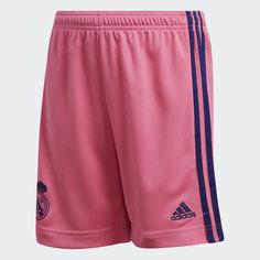 Гостевые игровые шорты Реал Мадрид 20/21 adidas Performance