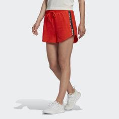 Шорты для фитнеса Karlie Kloss adidas Performance