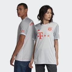 Гостевая игровая футболка Бавария Мюнхен 20/21 adidas Performance