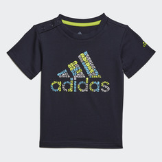 Футболка Logo adidas Performance