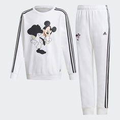 Комплект: брюки и джемпер Mickey Mouse Karate adidas Performance