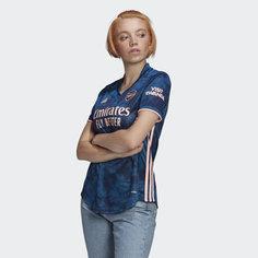 Третья игровая футболка Арсенал 20/21 adidas Performance