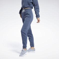Флисовые спортивные брюки Studio Restorative Reebok