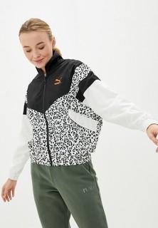 Олимпийка PUMA TFS Printed Track Jacket