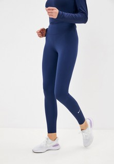 Тайтсы Nike W NIKE ONE LUXE MR TIGHT