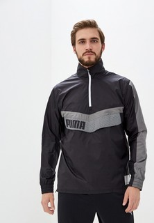 Ветровка PUMA Train Woven 1/2 Zip Jacket