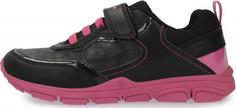 Кроссовки для девочек Geox J New Torque, размер 39