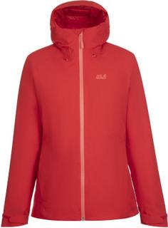 Куртка утепленная женская JACK WOLFSKIN Argon Storm, размер 50
