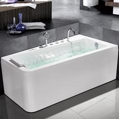 Акриловая ванна Grossman
