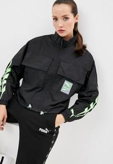 Куртка PUMA Evide Woven Track Jacket