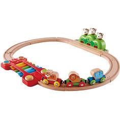 Музыкальная железная дорога Hape