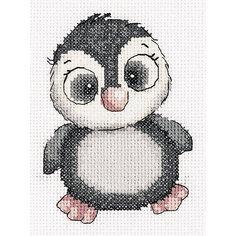 """Набор для вышивания Klart """"Пингвинёнок Яся"""""""