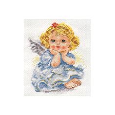 """Набор для вышивания Алиса """"Ангелок мечты"""" 11х14 см Alisa"""