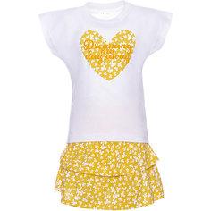 Комплект Name it: футболка и юбка