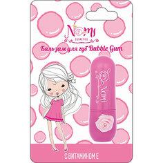 Бальзам для губ Nomi Bubble Gum, 4 г