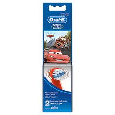Насадки для электрической зубной щетки Oral-B Kids Stages Power, 2 шт