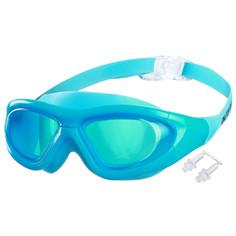Очки для плавания + беруши, взрослые Onlitop