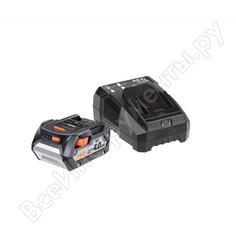 Набор setl1840al аккумулятор и зарядное устройство 18в aeg 4932464983