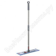 Швабра для мытья пола nordic stream с телескопической ручкой 160 см и насадкой 15301