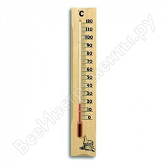 Спиртовой термометр для сауны tfa 40.1000