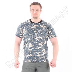 Футболка keotica digital shadow 100% хлопок, р-р 52-54 5011627