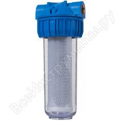 Магистральный фильтр, хвс, 1 м3/ч - обезжелезивание fibos 602