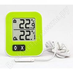 Электронный термометр tfa moxx, зеленый 30.1043.04