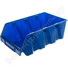 Ящик пластиковый большой 400x230x150 практик s30299101007