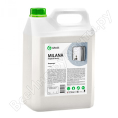 Жидкое мыло gras milana concentrate канистра 5,3 кг 125475