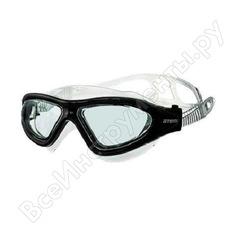 Очки-полумаска для плавания atemi z101 00000098169