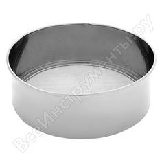 Металлическое сито для муки marmiton 15х5 см, 17118