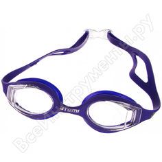 Очки для плавания atemi силикон, синие, n8401 00000098156