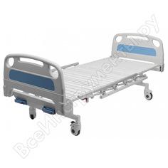 Общебольничная механическая кровать практик км-05 s26599100502