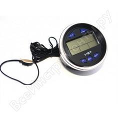 Часы-термометр вымпел vst-7042v 9188