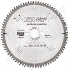 Диск пильный по металлу и ламинированным панелям (260х30х2.8/2.2мм; z=80)cmt 297.080.11m