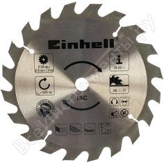 Диск пильный по дереву (200x16x2.8 мм; 20z) einhell 4502046