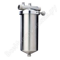 Магистральный фильтр fibos гвс, 3 м3/ч - финишная, уголь 611