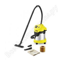 Хозяйственный пылесос karcher wd 3 p premium 1.629-891