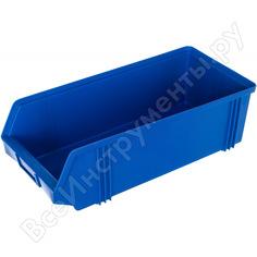 Пластиковый ящик 500х230х150мм, синий schoeller 7000 sas-7964000623