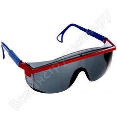 Защитные открытые очки росомз о37 universal titan 5-3,1 pl 13725