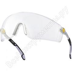 Открытые защитные очки delta plus lipari2 с прозрачной линзой lipa2blin