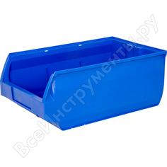 Ящик тара palermo 500х310х200 мм, синий 10041