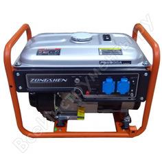 Бензиновый генератор zongshen pb 2500 a 1t90df201