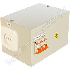 Ящик с понижающим трансформатором tdm ятп-0,25 sq1601-0006