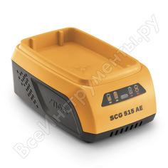 Зарядное устройство стандартное, 48 в stiga scg 515 ae 278020008/st1
