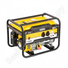 Бензиновый генератор denzel ps 33, 3,3 квт, 230в, 15л, ручной стартер 946834